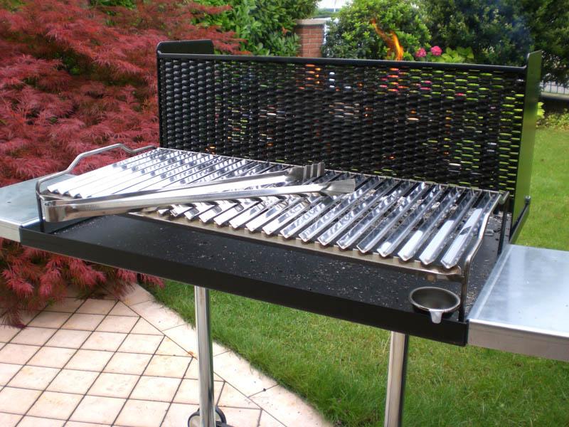 Tipo di griglia bbqtribe blog for Griglia per barbecue bricoman